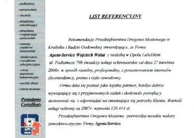 list ref. PDM Krasnik